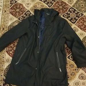Kenneth Kole Rain jacket